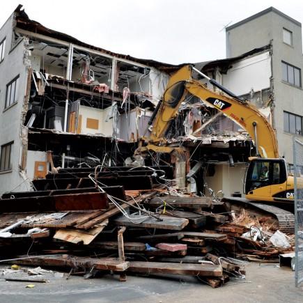 3M Former Headquarters Demolition and Brownfield Redevelopment