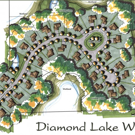 Diamond Lake Woods Community Development