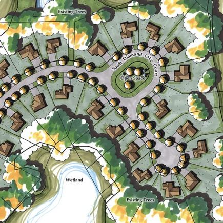 Land Use Planning in Minneapolis by Loucks Civil Engineering Firm
