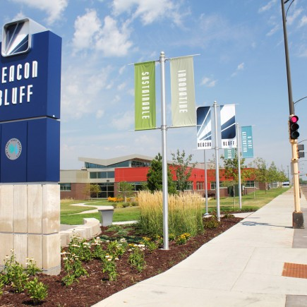 Beacon Bluff Business Center in Saint Paul