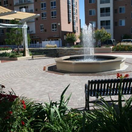 City Bella - Fountain Detail