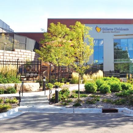 E. Gillette Childrens Therapy Garden