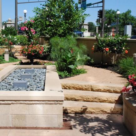 St. Josephs Healing Garden