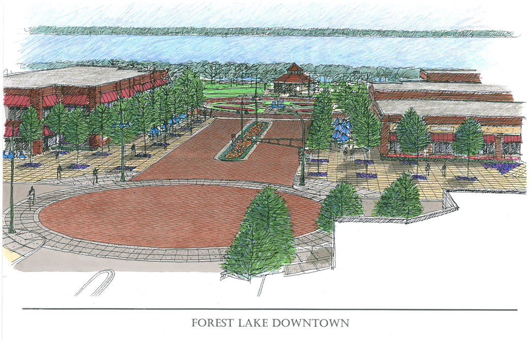 City of Forest Lake Downtown Revitalization