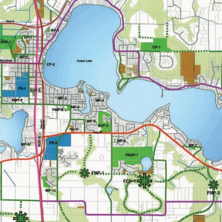 Forest Lake Park System Plan