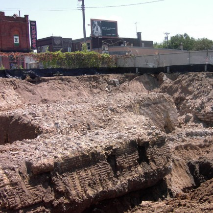 Globe Asphalt Shingle Plant Demolition and Brownfield Remediation by Loucks in Minneapolis