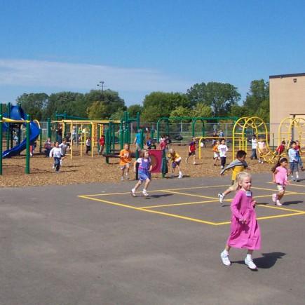 Island Lake Elementary Playground
