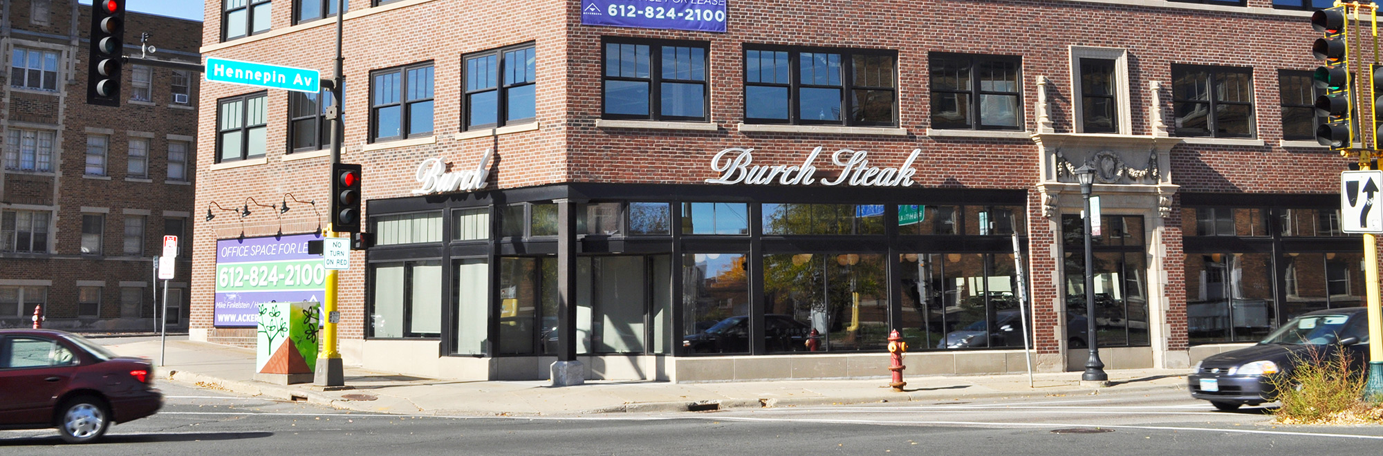 Burch Steak and Pizza Bar