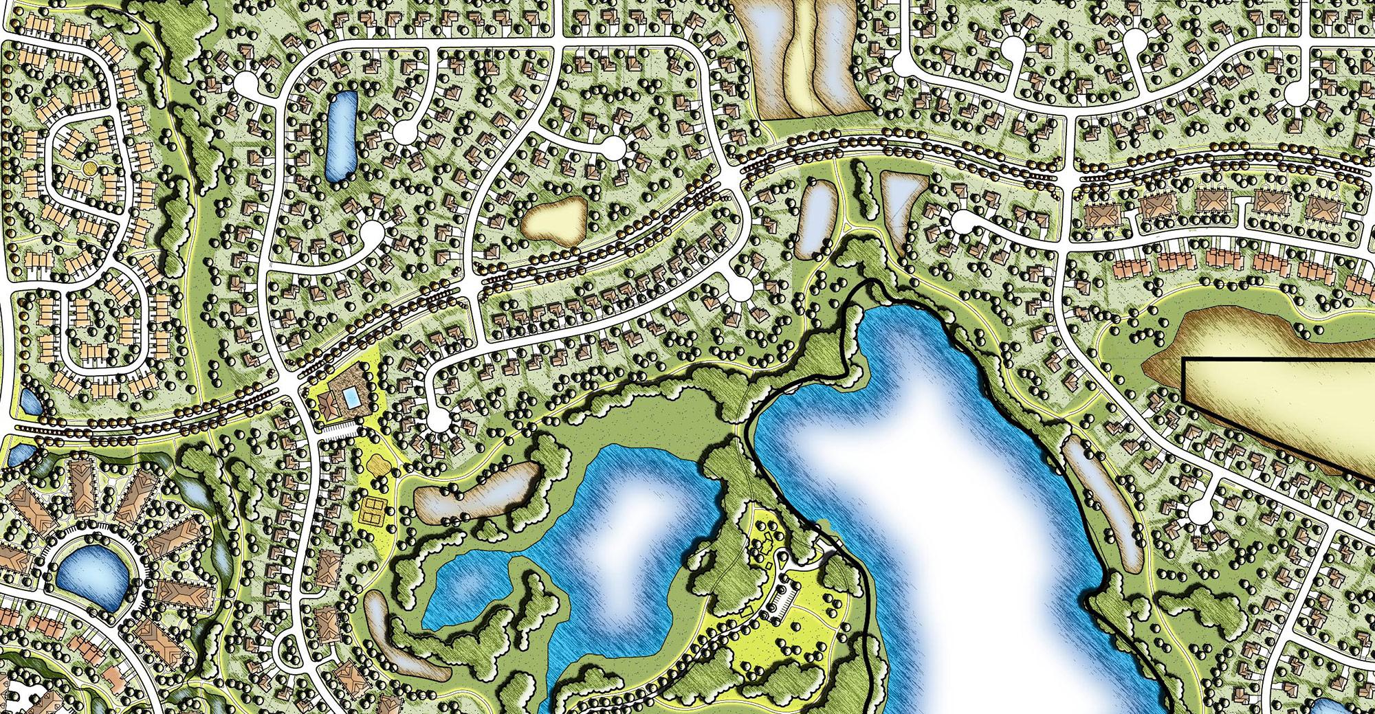 Edgewater Subdivision Services