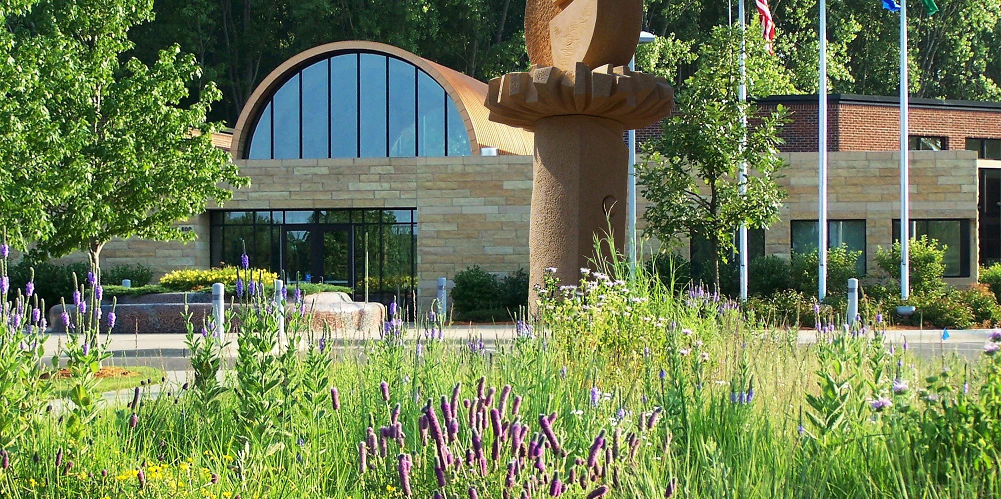 Vadnais Heights Sculpture Garden