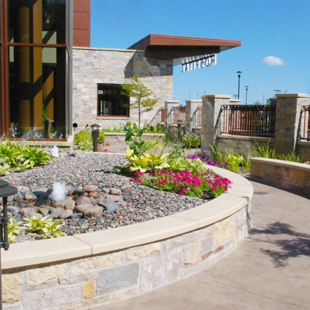 Maple Grove Hospital Grading and Landscape Architecture