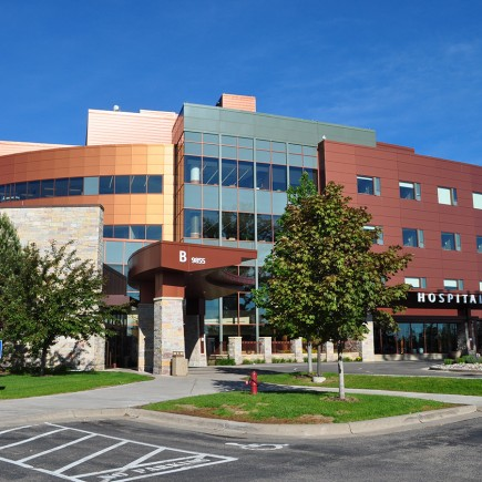 Minnesota's Maple Grove Hospital Parking Structure Design and Development