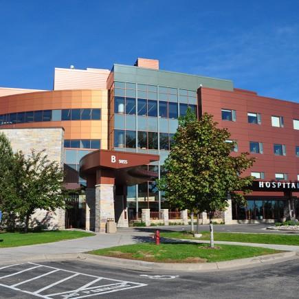 Minnesota's Maple Grove Hospital Parking Structure Design and Development