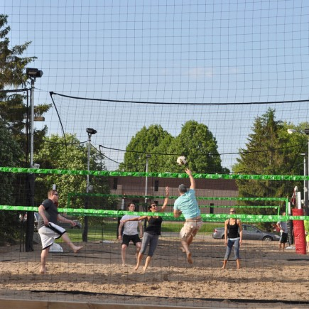 Maple Tavern Volleyball Courts