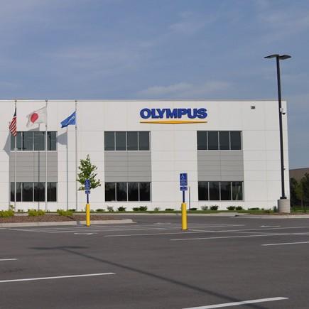 Olympus Campus Plantings Detail