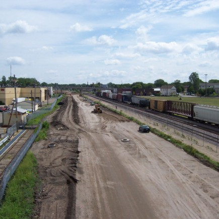Phalen Corridor Land Surveying Managed by Loucks