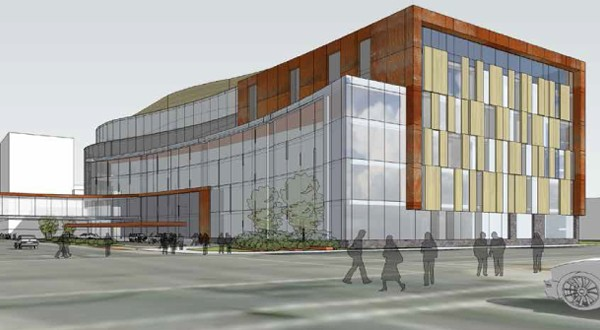 Hennepin County Medical Center's $191M expansion