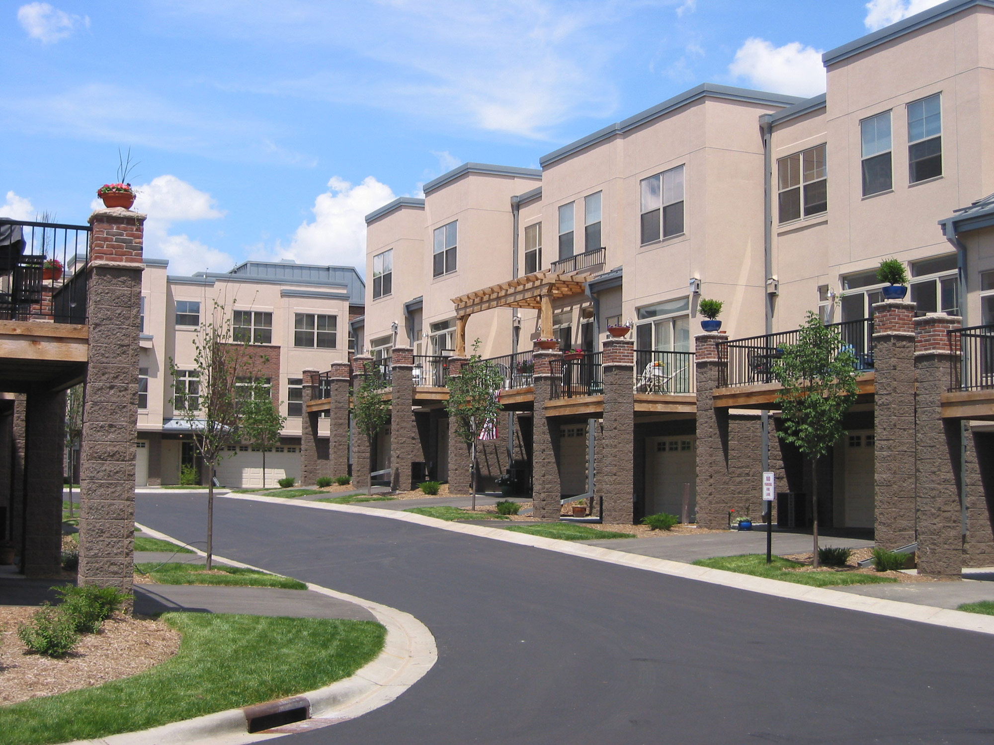 St Anthony Townhomes