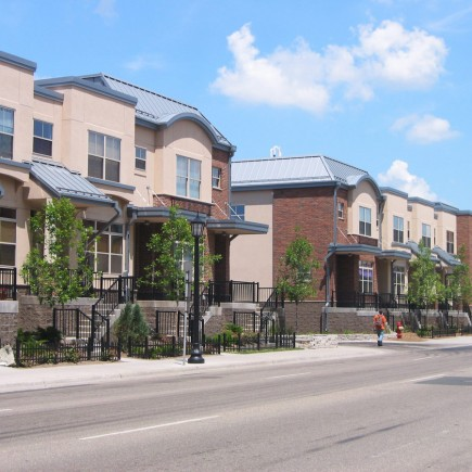 St Anthony Village Townhomes - Curb Appeal