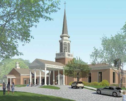 Wayzata Community Church | Rendering by RRTL Architects