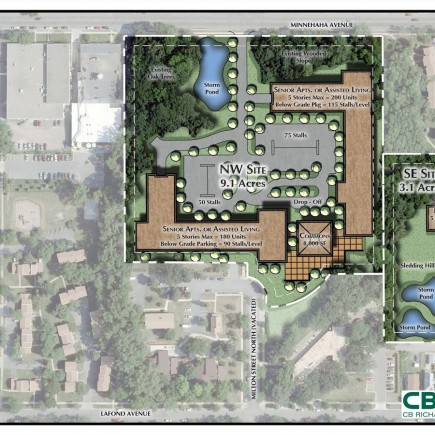 Wilder Foundation Site Senior Living Campus Conceptual Development