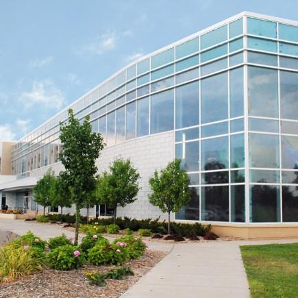 YMCA Development in Elk River, Minnesota by Loucks Civil Engineers