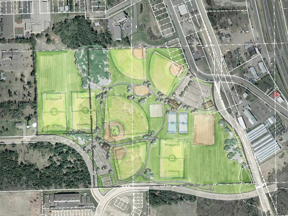 City of Zimmerman Park Master Plan
